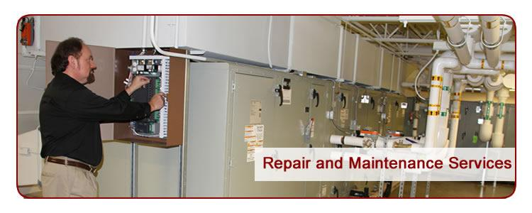 Mason & Barry offers a full line of repair and maintenance services